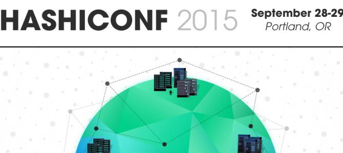 【HashiCorp blog日本語訳】HashiConf 2015 まとめ